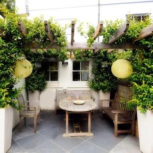 75 Most Popular Mediterranean Patio Design Ideas for 2020 ... on Small Mediterranean Patio Ideas id=45522
