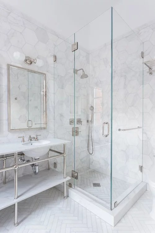 alternative to marble tile