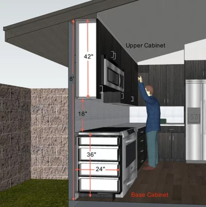 Contemporary Section by Steven Corley Randel, Architect