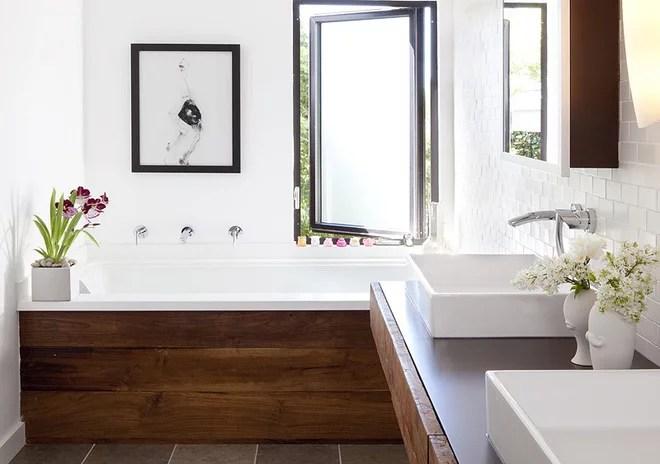 Contemporary Bathroom by Feldman Architecture, Inc.