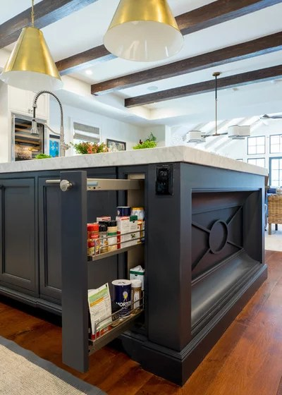 Transitional Kitchen by The Artisan Company