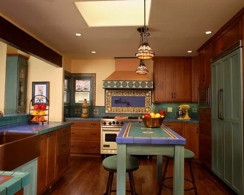 Spanish Style Kitchen Home Design Ideas Pictures Remodel