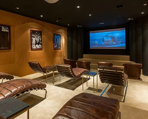 Best 30 Contemporary Home Theater Ideas Amp Decoration