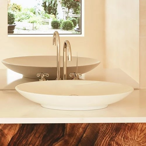 anyone install this shallow vessel sink