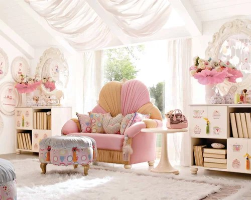 Luxury Girls Bedroom Ideas, Pictures, Remodel And Decor