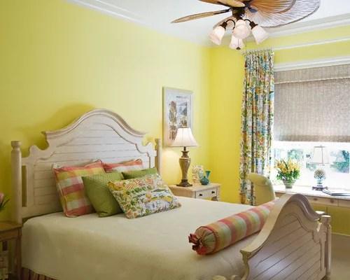 Yellow Bedroom Wall Photos