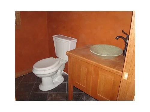 vessel sink doesn t drain
