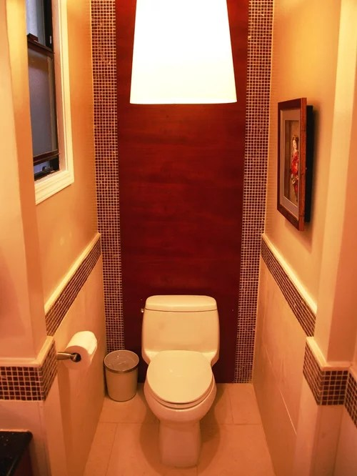 Small Toilet Space Design Ideas & Remodel Pictures | Houzz on Small Space Small Bathroom Ideas Small Space Toilet Design id=76071