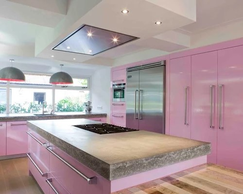 Pink Kitchen Ideas Pictures Remodel And Decor