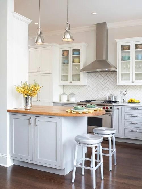 Small Kitchen Designs Pinterest