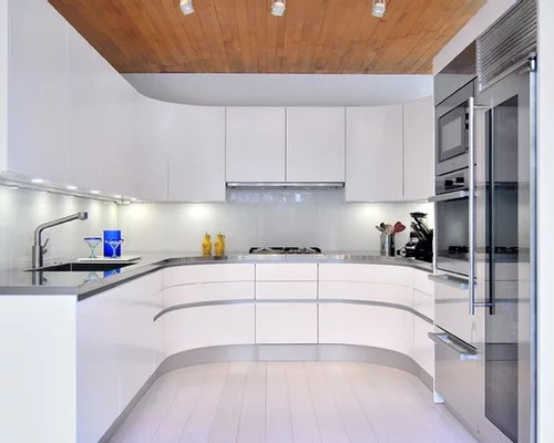 Curved Countertop Home Design Ideas Pictures Remodel And