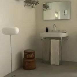 Современный Ванная комната by Décoration et provence