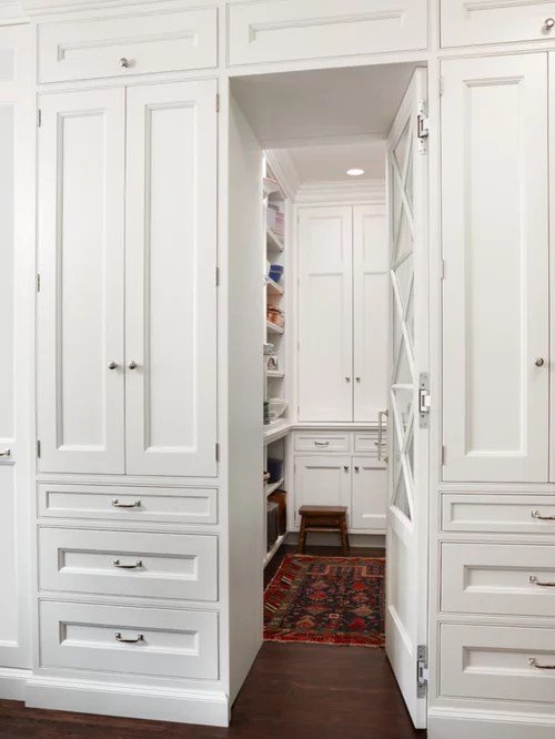 Houzz Hidden Butlers Pantry Design Ideas Amp Remodel Pictures