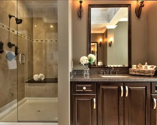 Dark Brown Vanity Ideas, Pictures, Remodel And Decor