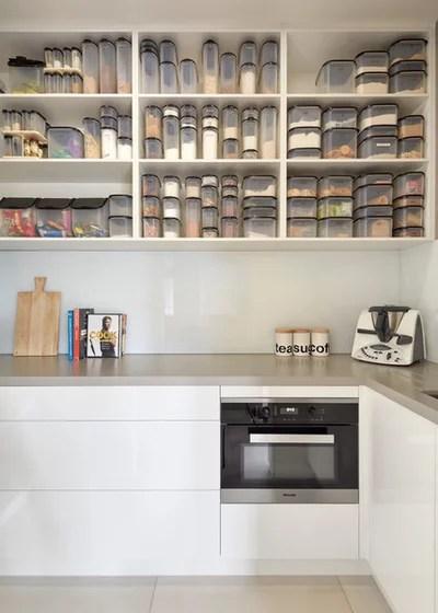Contemporary Kitchen by smarterBATHROOMS+