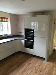 two single ovens combi microwave oven