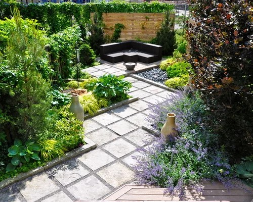 Rectangular Backyard Design | Houzz on Landscaping Ideas For Rectangular Backyard  id=52457
