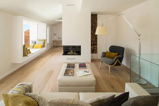 Contemporáneo Sala de estar por Susanna Cots