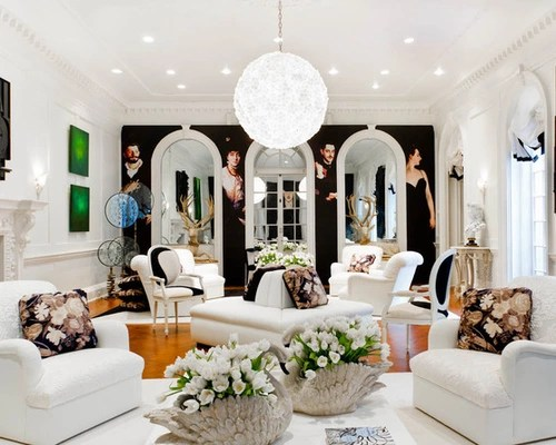 Themed Decoration Ideas For A Beauty Salon Business