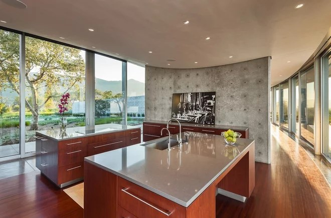 Modern Kitchen by Neumann Mendro Andrulaitis Architects LLP
