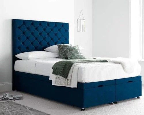5ft King Size Monte Carlo Ottoman Bed Platform Beds