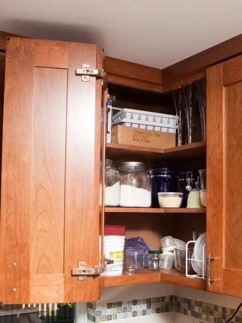 Upper Corner Cabinet Home Design Ideas Pictures Remodel