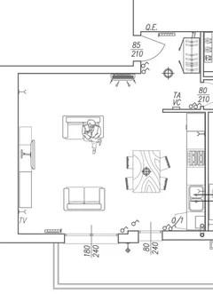 Us 857 29 di scontoun pannelli stile rustico farfalla tende trasparenti per soggiorno giallo decorazione della finestra stampato cucina tende di. Aiuto Per Un Open Space Da 30 Mq