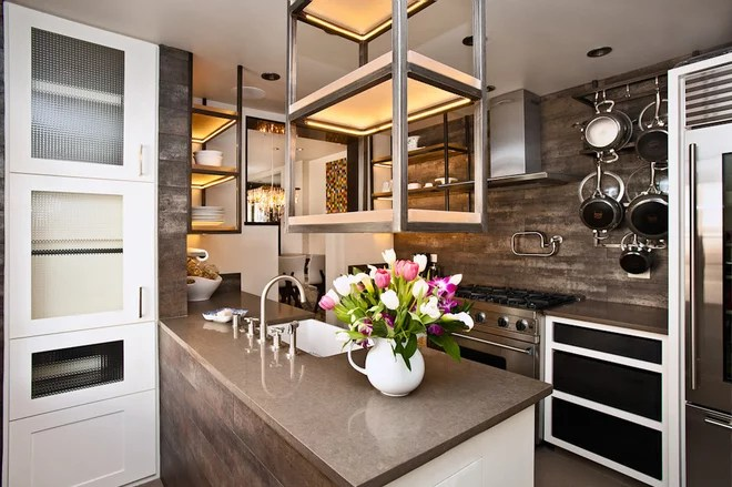 Contemporary Kitchen by Samuel Design Group