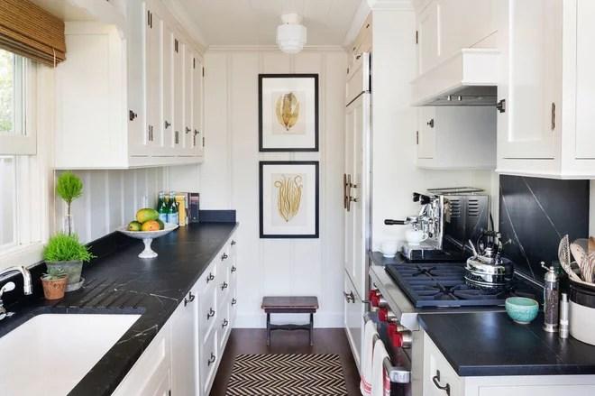 Beach Style Kitchen by Clark Collins - Collins Design & Development