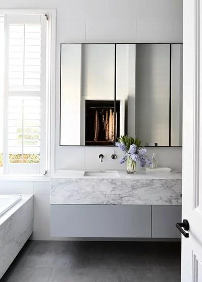 Contemporary Bathroom by Austin Design Associates