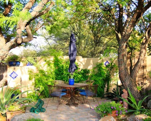 Mexican Patio | Houzz on Mexican Patio Ideas  id=25863