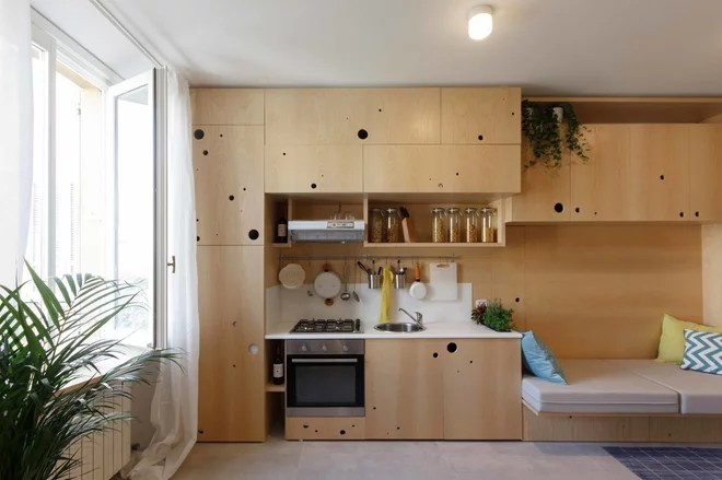Contemporary Kitchen by Planair
