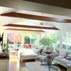 Brooklyn Brownstone Sunroom Eclectic Sunroom New York By S Lee Wright Ltd Holistic