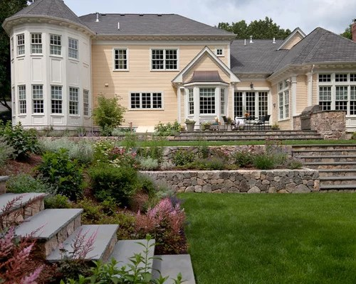 Tiered Backyard Ideas, Pictures, Remodel and Decor on Tiered Yard Ideas  id=33958