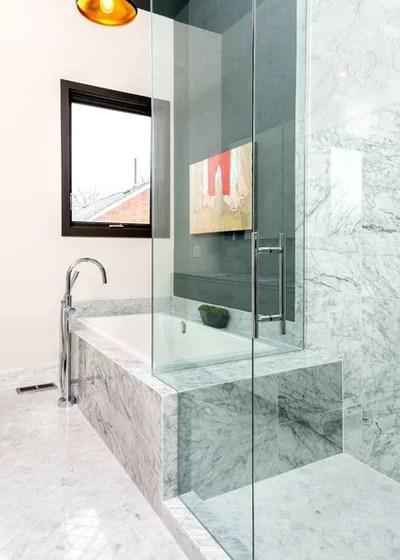 Contemporary Bathroom by nikki