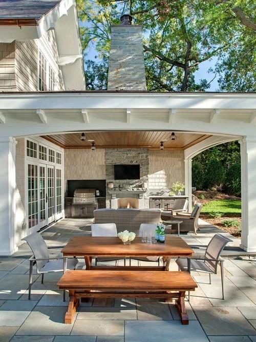 Backyard Patio Design Ideas, Remodels & Photos   Houzz on Houzz Backyard Patios  id=74024