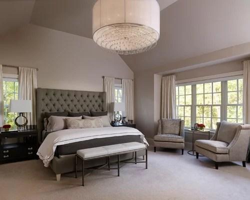 Best Transitional Master Bedroom Design Ideas & Remodel