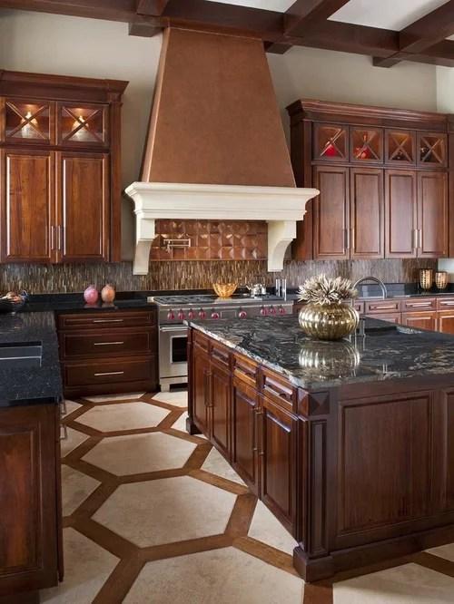 Brown Backsplash Home Design Ideas Pictures Remodel And Decor
