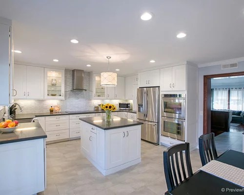 Eat In Kitchen Design Ideas Renovations Amp Photos With