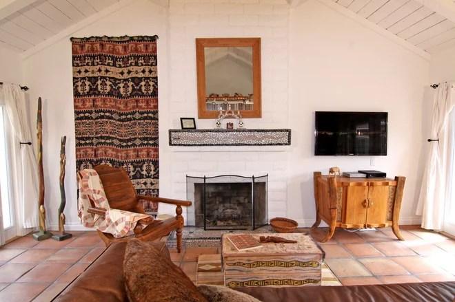 Southwestern Living Room by Flea Market Sunday