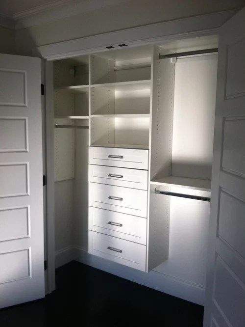 Reach In Closets Ideas Pictures Remodel And Decor