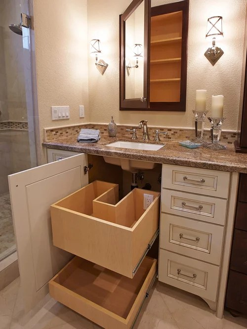 granite bathroom countertop ideas | houzz