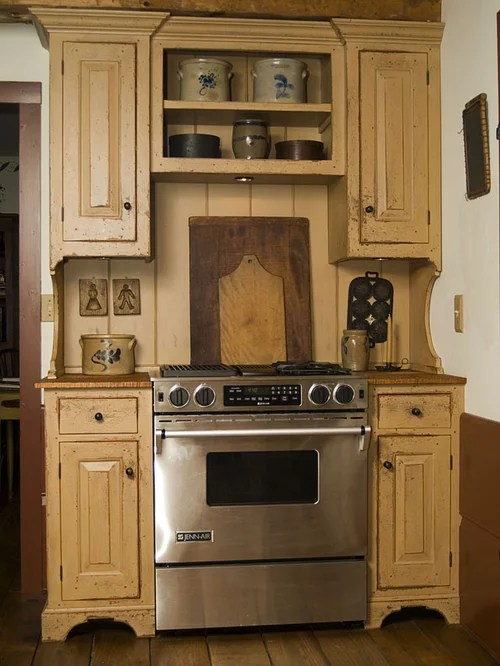 Built In Stove Houzz