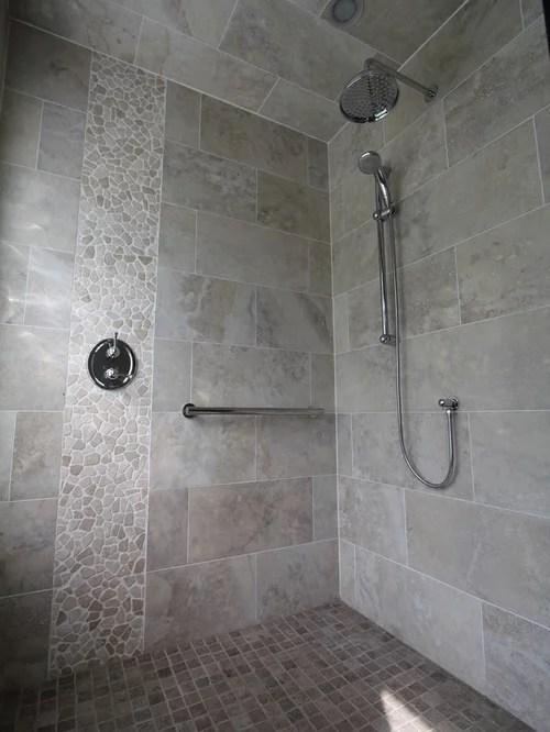Vertical Tile Shower Houzz