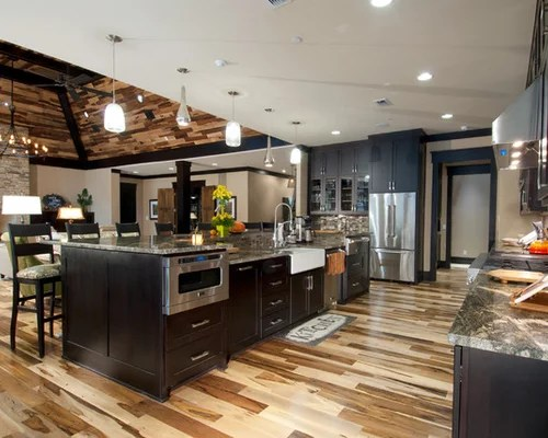 Arts And Crafts Galley Kitchen Design Ideas Renovations Amp Photos