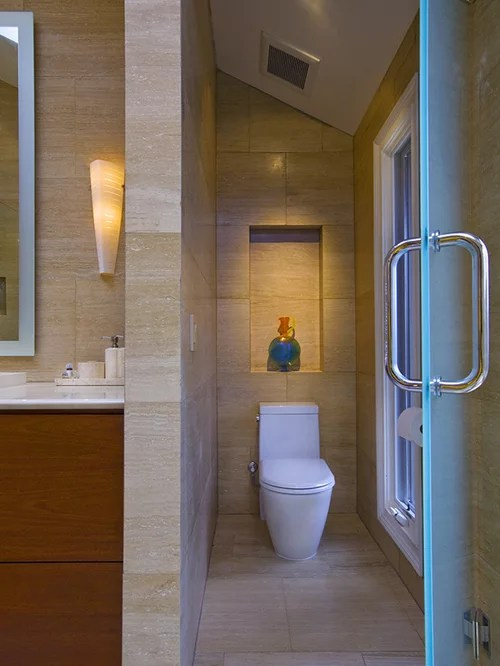 Toilet Niche Houzz