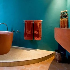 Юго-западный Ванная комната by House + House Architects