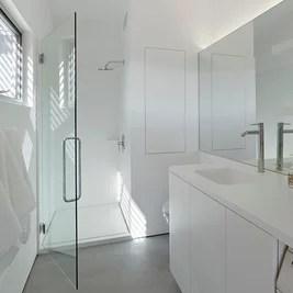 Модернизм Ванная комната by Edmonds + Lee Architects