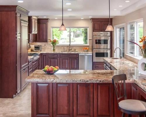 Contemporary L Shaped Kitchen Designs