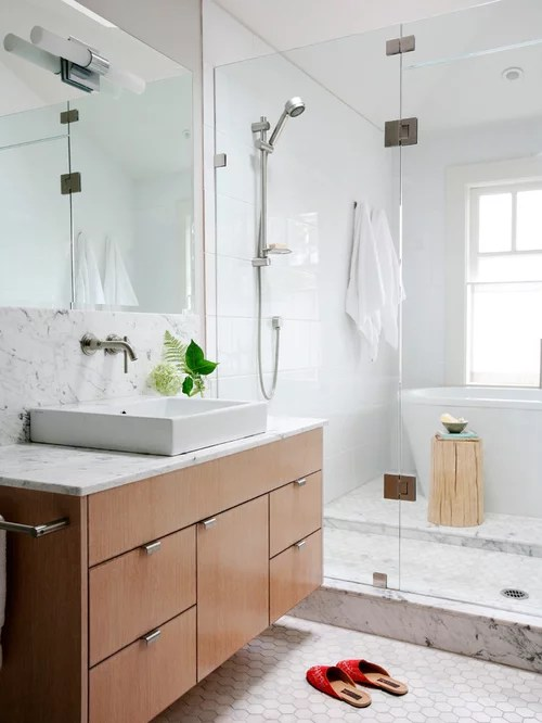 Free Standing Tub With Shower Houzz